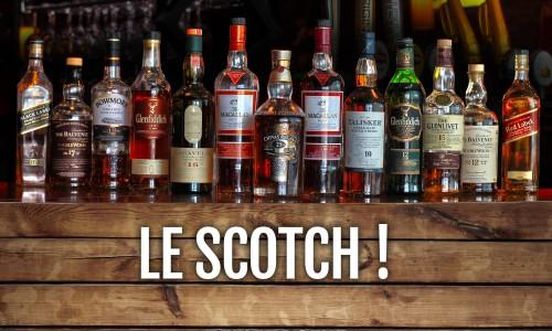 La plus grande sélection de scotch de qualité dans la région de Thetford Mines